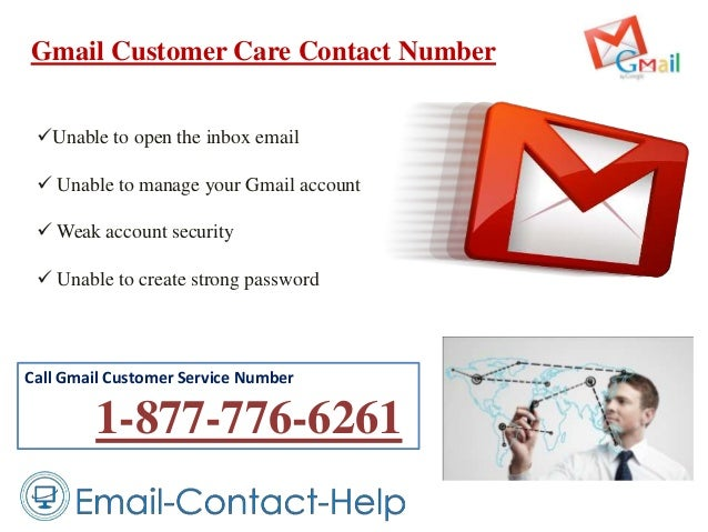 Gmail Customer Care Contact Number Unable to open the inbox email  Unable to manage your Gmail account  Weak account se...