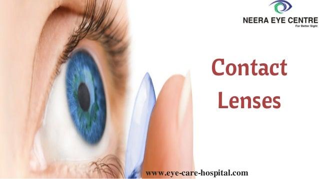 Contact Lenses www.eye-care-hospital.com