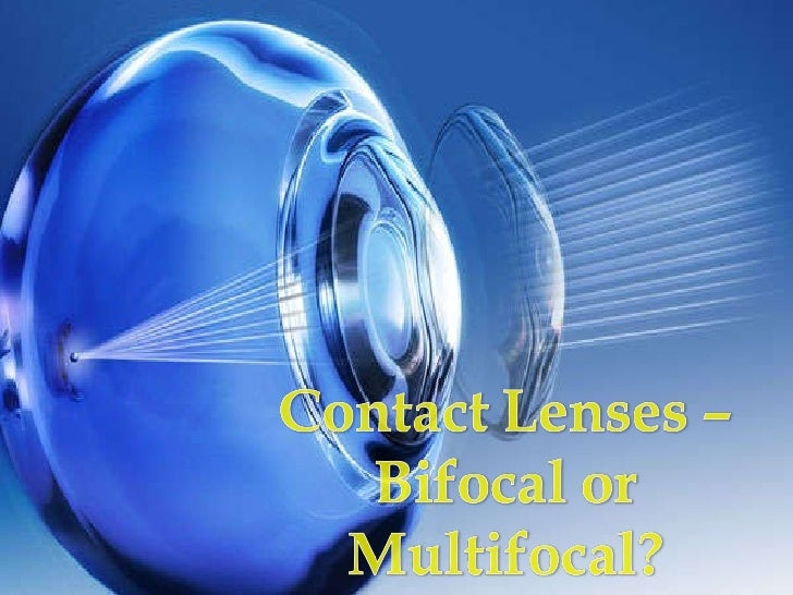 2e9268a181a335 Contact Lenses – Bifocal or Multifocal
