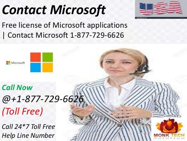 microsoft license phone number