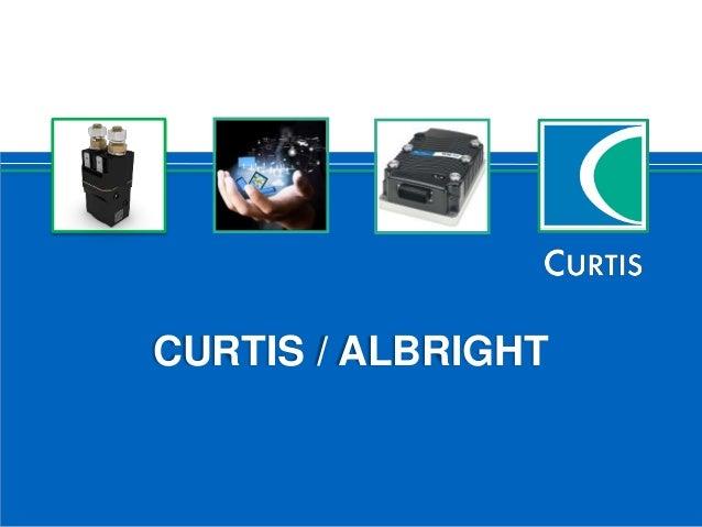 curtis instruments albright international curtis albright