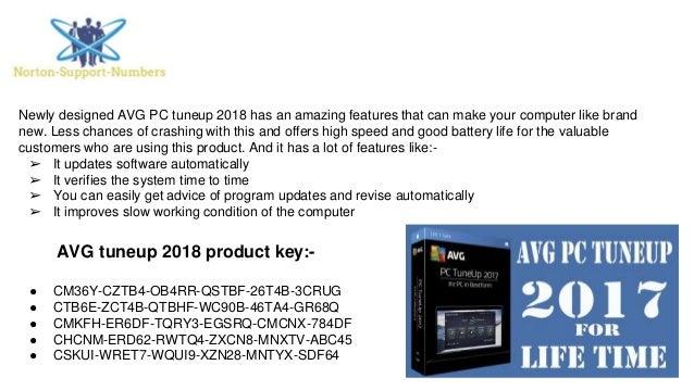 avg pc tuneup free activation key