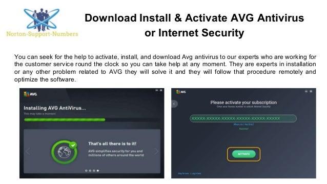 avg antivirus install