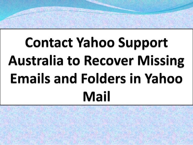 yahoo support australia