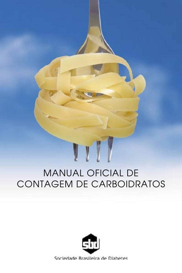 MANUAL OFICIAL DECONTAGEM DE CARBOIDRATOS