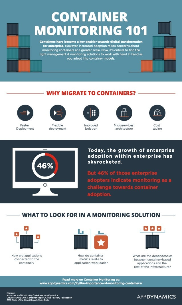 Infographic - Container Monitoring 101