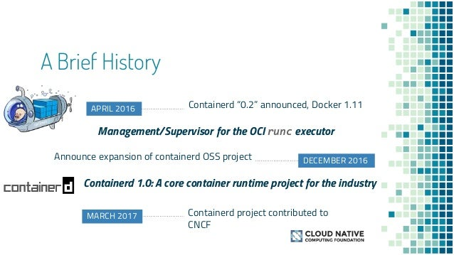 Containerd internals: building a core container runtime