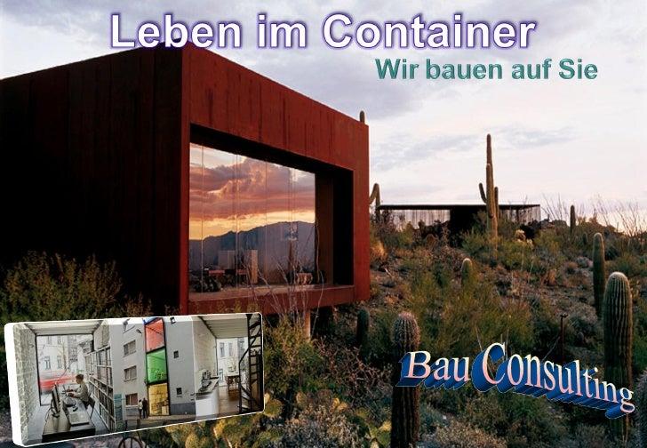 Bau Consulting