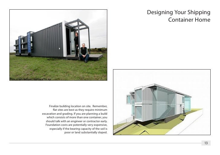 How to build container house joy studio design gallery best design - How to build a container home pdf ...