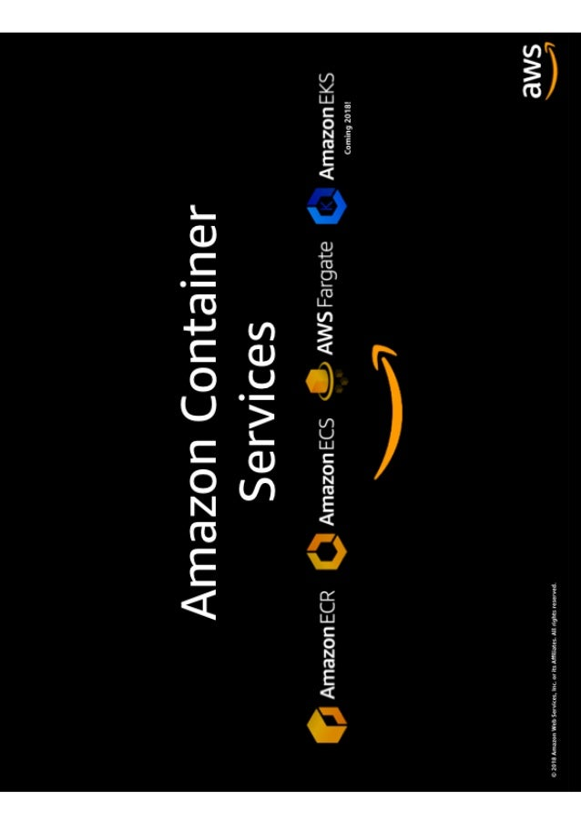 Containers - AWS Fargate