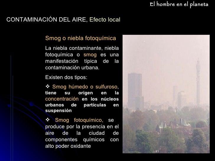 Smog fotoquimico efectos en el medio ambiente 75