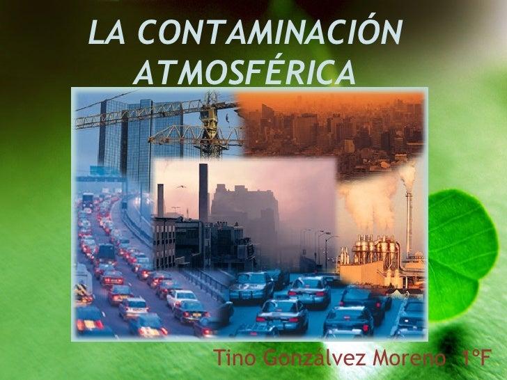 contaminacin atmosfrica en la troposfera essay Contaminacion atmosferica capas y como sabemos estamos concientes que estamos destruyendo una de ellas que es la troposfera que esta en contacto con.