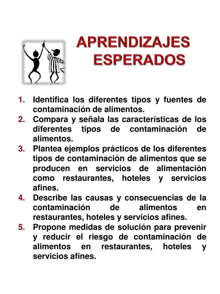 Contaminaci n de alimentos - Fuentes de contaminacion de los alimentos ...
