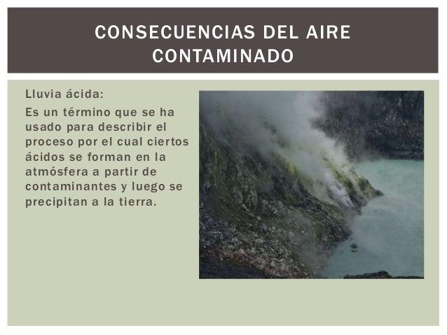 Contaminaci n del aire for Como purificar el aire contaminado