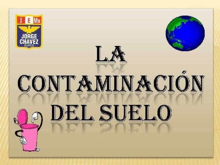 Contaminacióndelsuelo
