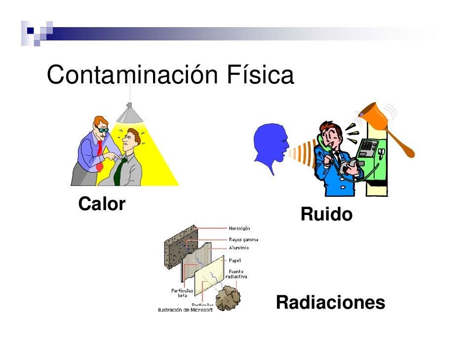 Contaminacion - Fuentes de contaminacion de los alimentos ...