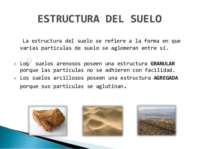 Contaminacion del suelo 2013 for Partes del suelo