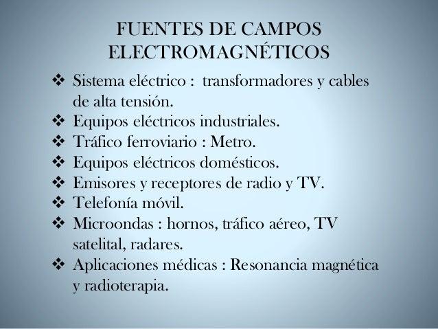 Contaminacion electromagnetica for Hornos domesticos electricos