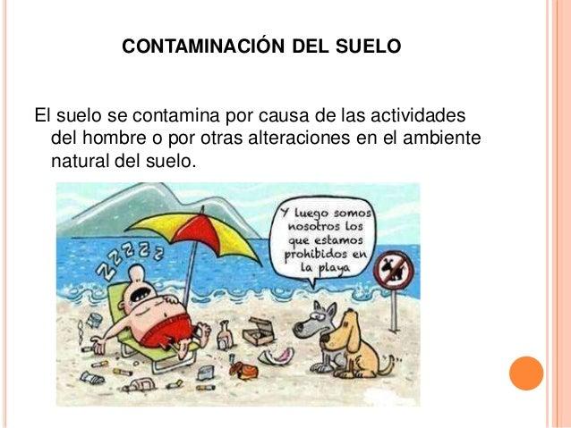 contaminacion en la playa