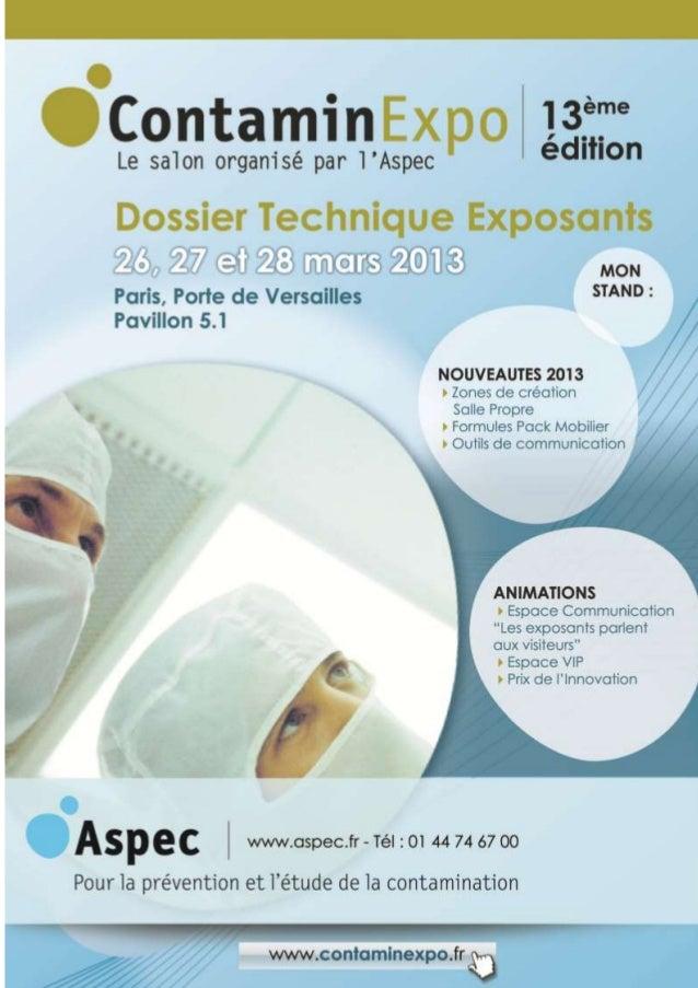 ASPEC – 10 Bd Diderot – 75012 PARIS – Tél : 01 44 74 67 00 – Fax : 01 44 74 67 10 – info@aspec.fr   2/74