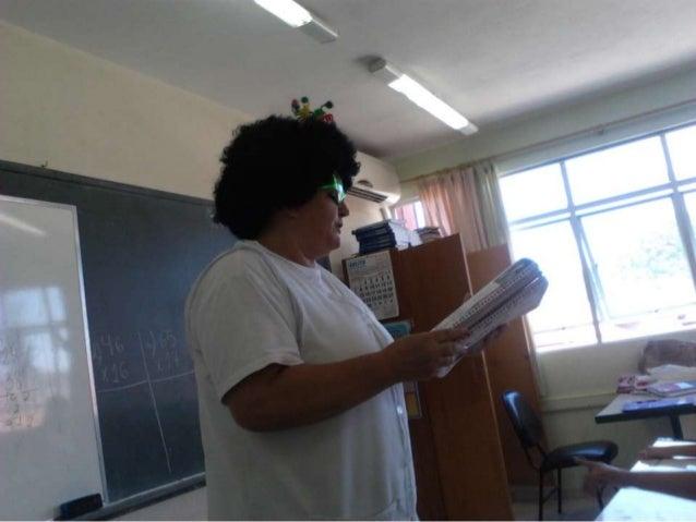 """""""Contação de História"""" Professora Lílian Beatriz Pires Meurer Cardoso"""