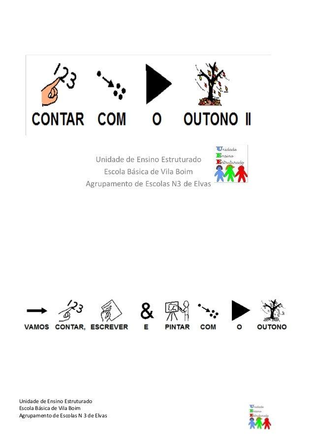Unidade de Ensino Estruturado  Escola Básica de Vila Boim  Agrupamento de Escolas N 3 de Elvas