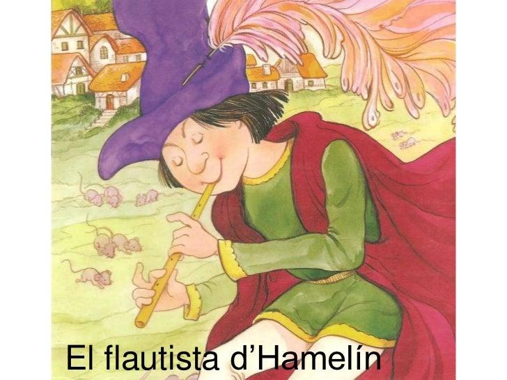 El flautista d'Hamelín<br />