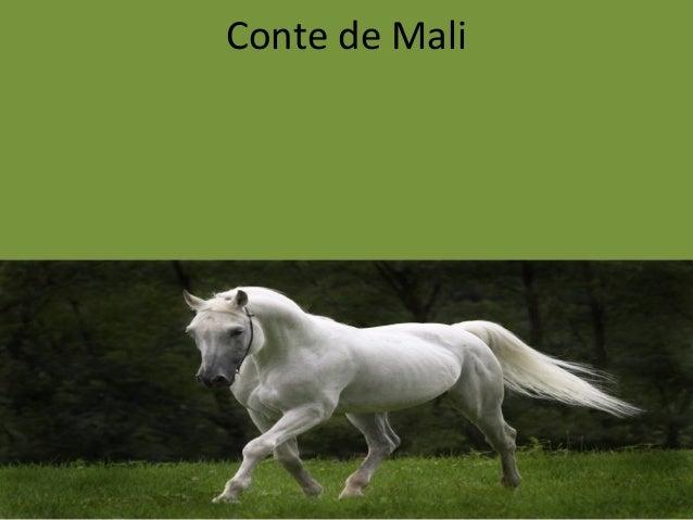 Conte de Mali