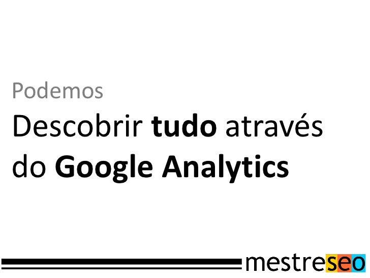 Conteudo para as Pessoas e para o Google