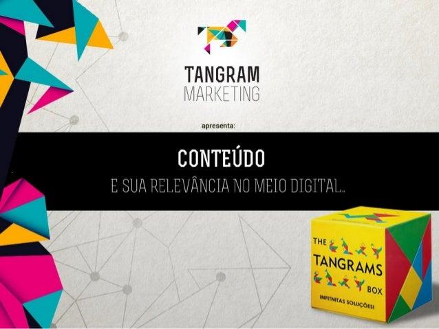 Quem sou eu? Sócio-diretor da Tangram Marketing, com mais de 12 anos de atuação na área. Passei pela área de comunicação e...