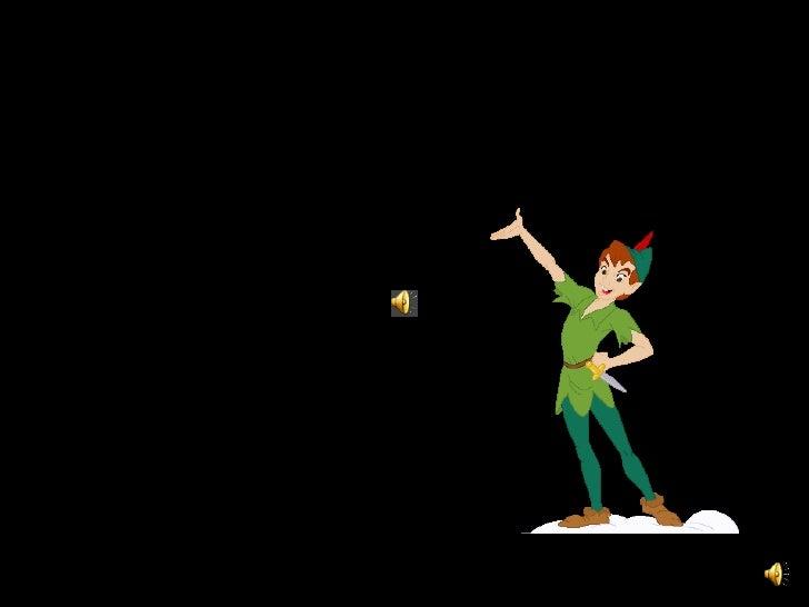 """PETER PAN ET LE PAYS DE JAMAIS PLUS ((""""""""PETER PAN  ET LE PAYS  IMAGINAIRE"""""""")) Idoya Fernández 3º C"""