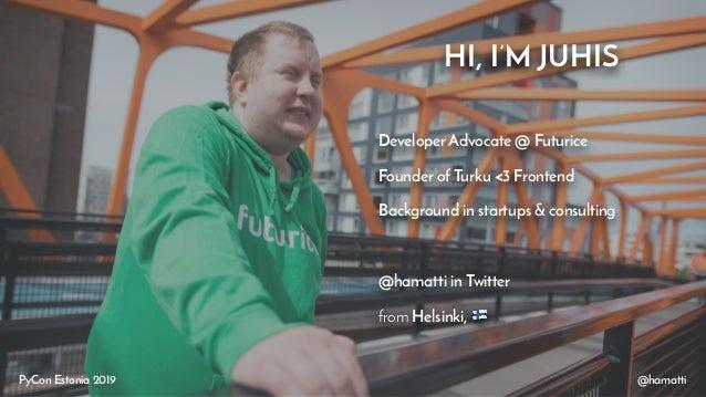 PyCon Estonia: Contemporary Documentation Slide 3