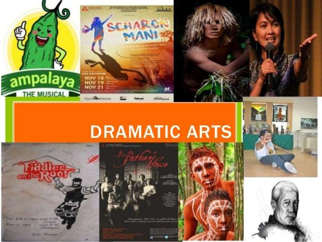 DRAMATIC ARTS