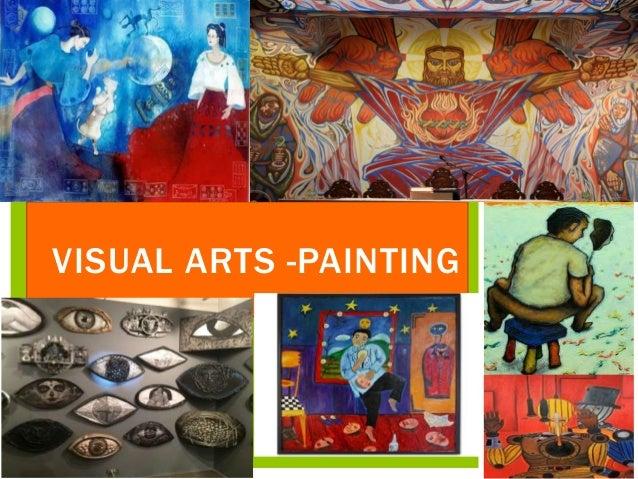 VISUAL ARTS -PAINTING