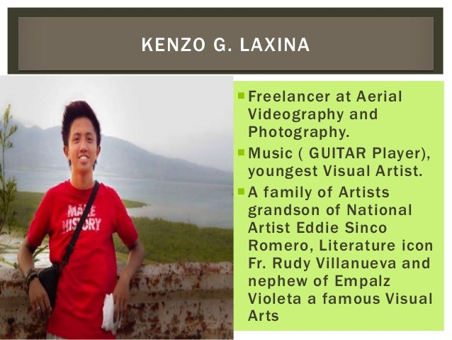 Freelancer at Aerial Videography and Photography. Music ( GUITAR Player), youngest Visual Artist. A family of Artists g...