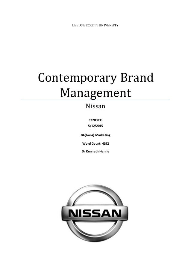 brand management assignment Assignment 1 second semester 2017 marketing and brand  management  assignment 1 has been marked and this serves as feedback  on the.