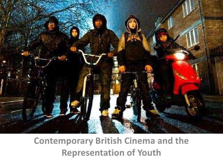 Contemporary British Cinema and the Representation of Youth<br />