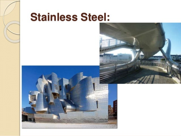 Contemporary building materials