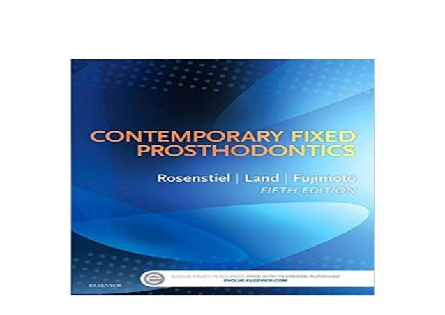 fundamentals of fixed prosthodontics 5th edition pdf download