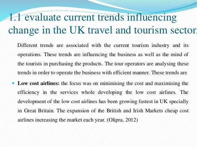 Contemporary Issues in Travel and Tourism