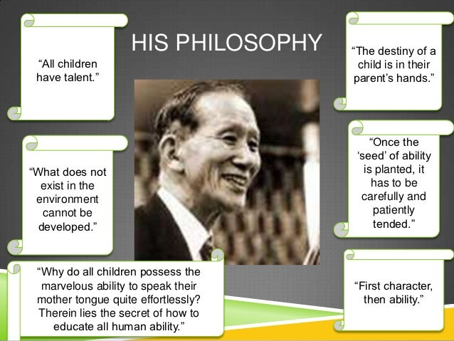 the educational theories from four philosophical movements Five educational philosophies there are many kinds  there are four major educational  these educational philosophical approaches are currently used in.