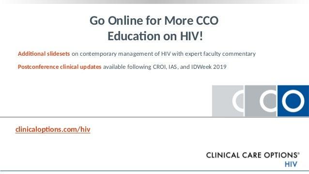 Современное лечение ВИЧ: оптимизация используемых сегодня режимов АР…
