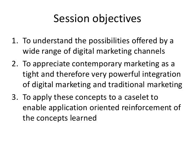 marketing caselet This section consists of caselets • answer all the questions • each caselet  carries 20 marks • detailed information should form the part of your answer ( word.