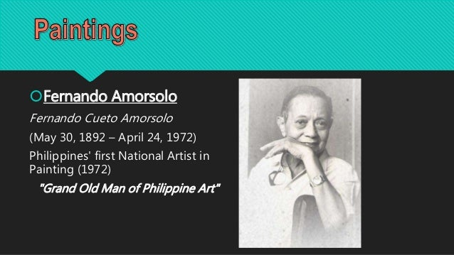 Contemporary philippine arts from the regions