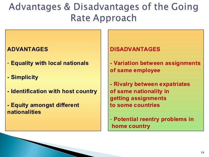 ethnocentric approach differences between expatriates and local employees The organisation that manages people in different institutional, legal, and 1 ethnocentrism: the home country practice prevails with this approach headquarters from the home country makes key decisions, employees from the home country prevailing wage rates, the use of expatriates, and local laws.