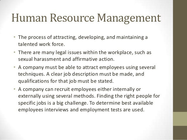 human resource management at nando s The society for human resource management (shrm) is the world's largest hr  professional society, representing 285000 members in more than 165.