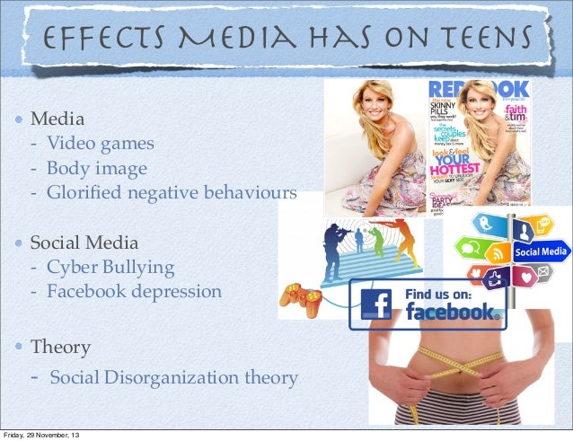 Effects media has on teenagers Essay – Free Papers and
