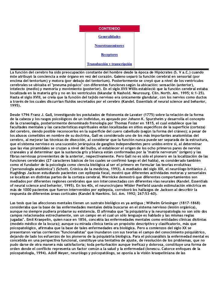CONTENIDO                                                     Generalidades                                               ...