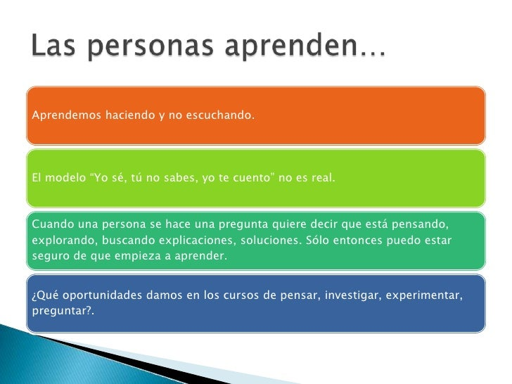 Contenidos en e learning Slide 3